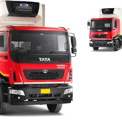 My photographic journey with TATA MOTORS.